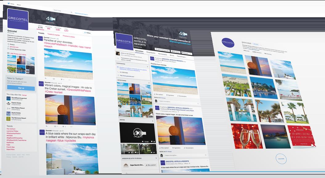 hotel digital marketing and social media strategy