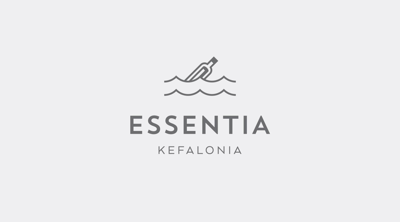essentia kefalonia logo