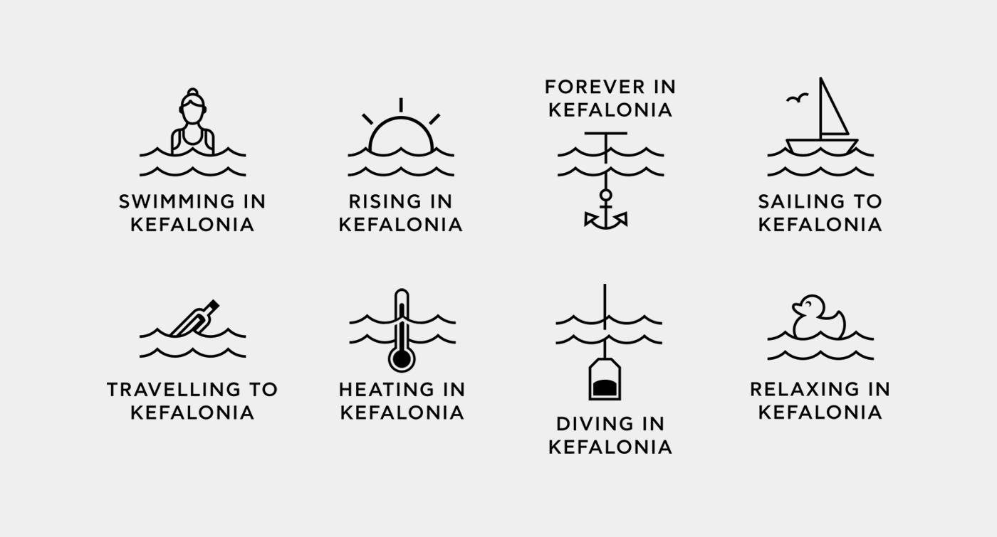 Kefalonia, the starting destination